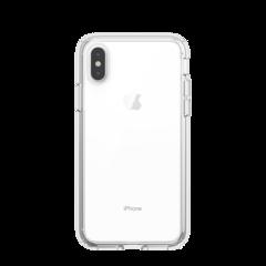 Funda Speck Presidio Stay Clear para iPhone XS / X