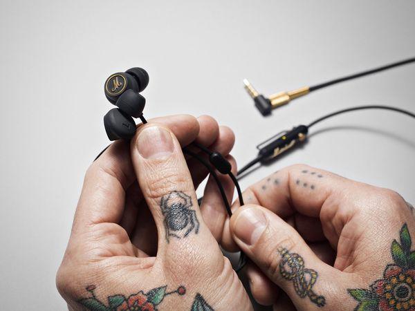 AudÍfono In Ear Mode EQ Marshall Negro