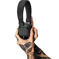 Audifono on Ear major II Marshall Pitch Negra
