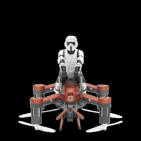 Dron Propel Star Wars 74-Z Speeder Bike