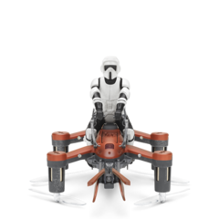 Dron Propel Star Wars 74-Z Speeder Bike