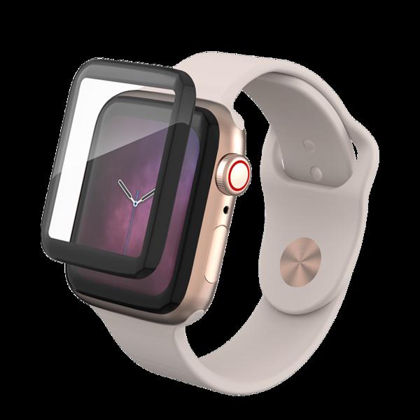 Lamina Zagg Glass Curve Elite para Apple Watch Series 4