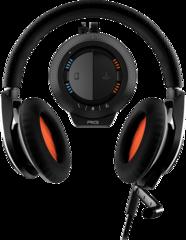 Audífono Gaming con micrófono RIG Plantronics Negro