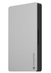 Batería portátil con cable Powerstation Plus 3000 mAh Mophie Silver