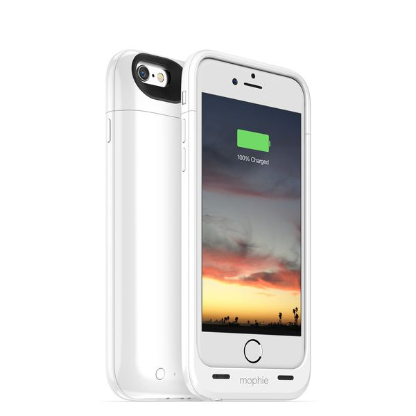 Funda con Batería para iPhone 6 Juice Pack Air Blanca 2.750 mAh