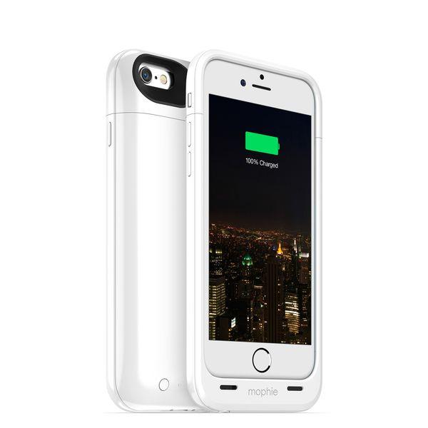 Funda con Batería para iPhone 6 Juice Pack Plus Blanca 3.300 mAh