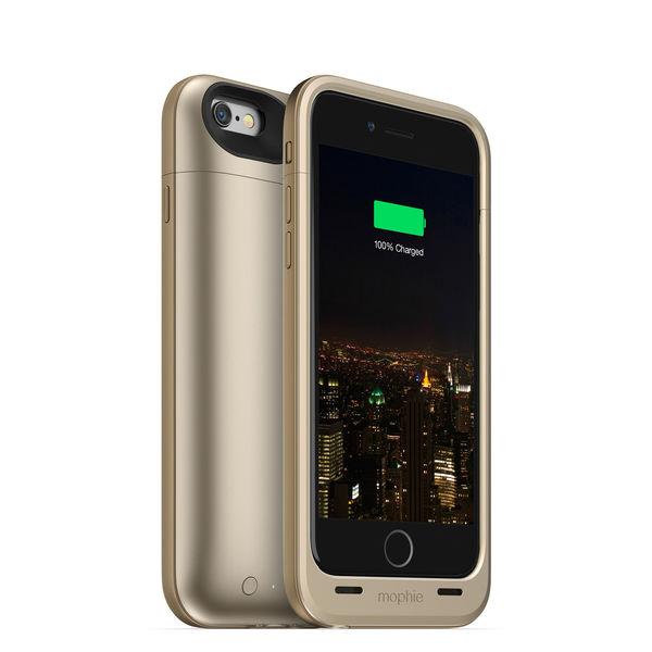 Funda con Batería para iPhone 6 Juice Pack Plus Dorada 3.300 mAh