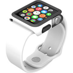 Protector Candyshell para Apple Watch 42mm Speck Blanco /Negro