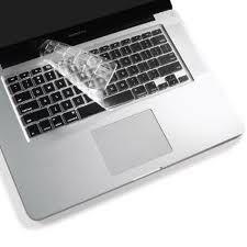Protector de teclado transparente Moshi para MacBook Pro