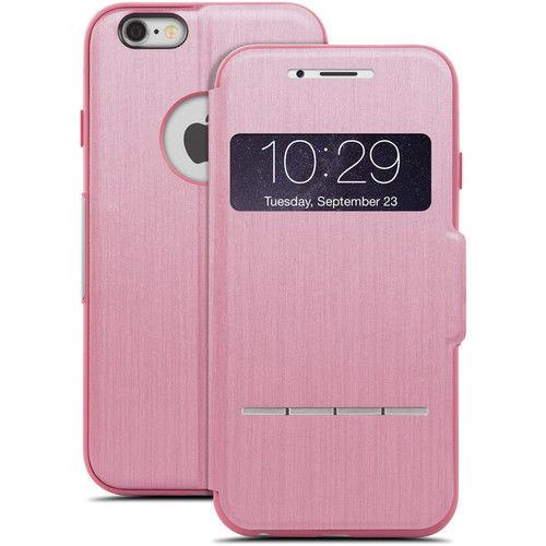 Funda Sensecover para iPhone 6 Plus Moshi Rosada