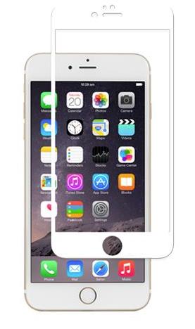 Lámina de pantalla iVisor Glass para iPhone 6 Moshi Blanca