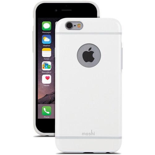 Funda iGlaze Case para iPhone 6 Moshi Blanco