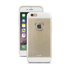 Funda iGlaze Armour para iPhone 6 Moshi Gold