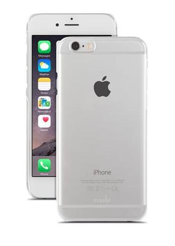 Funda dura iGlaze XT para iPhone 6 Moshi Transparente