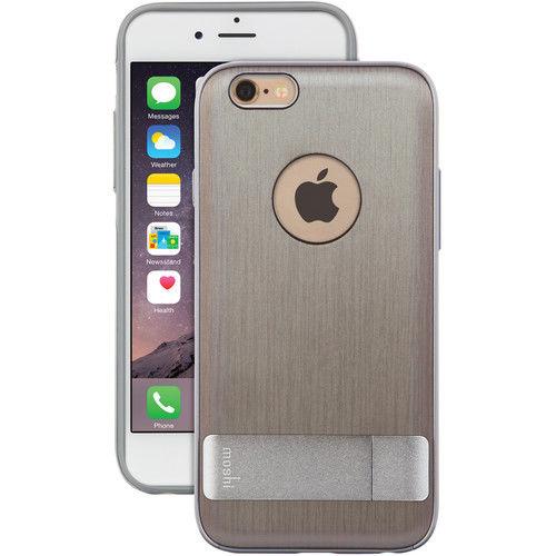 Funda iGlaze Kameleon para iPhone 6 Plus Moshi Silver