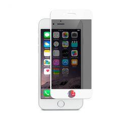 Lámina iVisor Privacy Glass para iPhone 6/6s Moshi Blanco