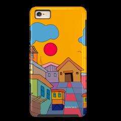 Funda dura para iPhone 6 Valparaiso Artscase