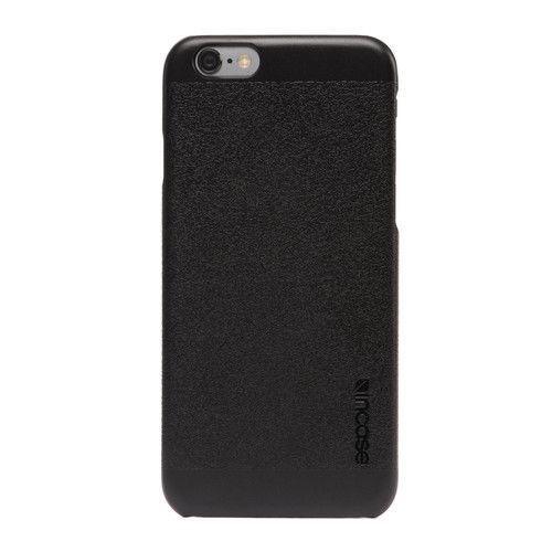 Funda dura para iPhone 6 Quick Snap Incase Negro