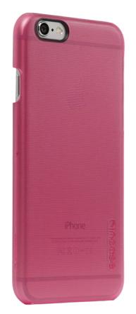 Funda dura para iPhone 6/6s Quick Snap Incase Rosada