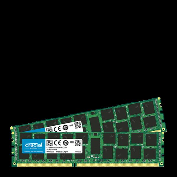 Kit Memoria 8GB (4GBx2) DDR3 1866MT/PC3-14900 (MacPro 2014) Crucial