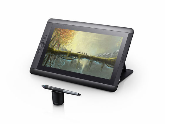 "Tabla Cintiq 13"" Interactive LCD-HD Touch Wacom"