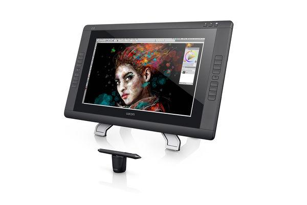 """Tabla Cintiq 22"""" HD Touch Wacom"""