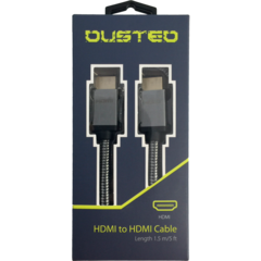 Cable HDMI 2.0 Dusted Aluminio