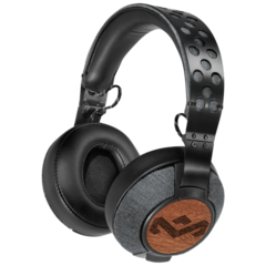 Audífono Over Ear Liberate XL House of Marley Midnight