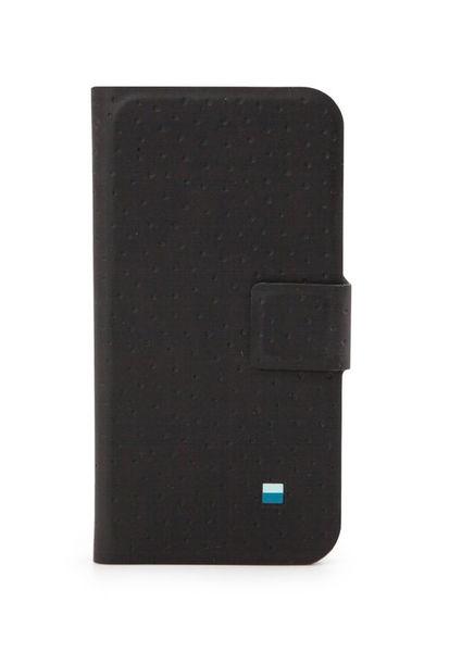 Funda folio para iPhone 6/6s Slim Folder Golla Negra
