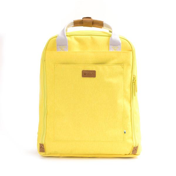 "Mochila para MacBook Pro 15"" Golla Orion Backpack Amarillo"