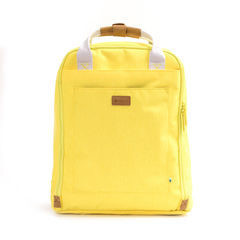 "Mochila para MacBook Pro 15"" Golla Orion Backpack Amarillo"