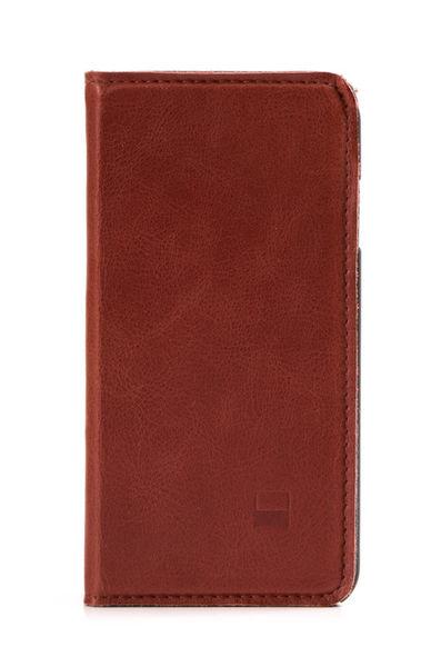 Funda Folio Cuero para iPhone 6/6s Slim Folder Golla Burdeo