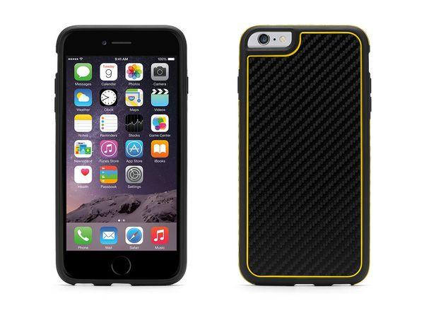 Funda dura Identity para iPhone 6 Plus Griffin Negro/ Blanco