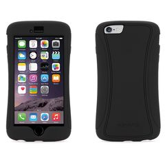 Funda todoterreno Survivor Slim para iPhone 6 Plus Negra
