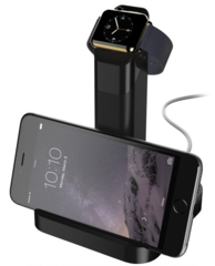 Dock para Apple Watch Griffin Negro