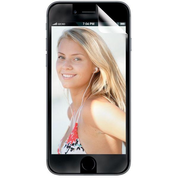 Lámina de pantalla para iPhone 6 Plus Gecko (3 Pack)