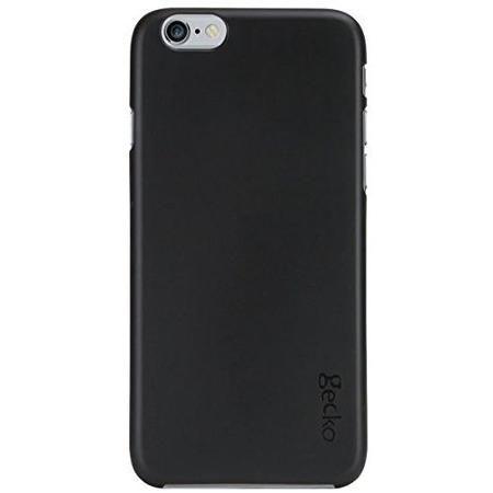 Funda dura para iPhone 6/6s Plus Gecko Ultra Slim Case Negro