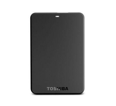 Disco Duro externo Canvio 1 TB Toshiba