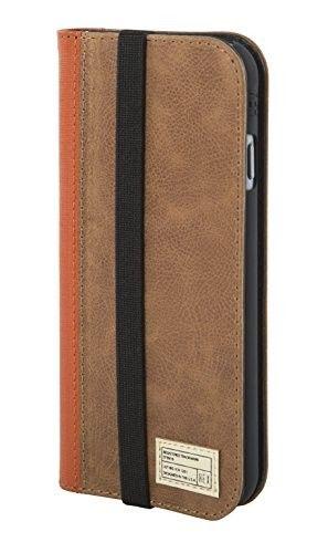 Funda folio para iPhone 6/6s Wallet Case Hex Café