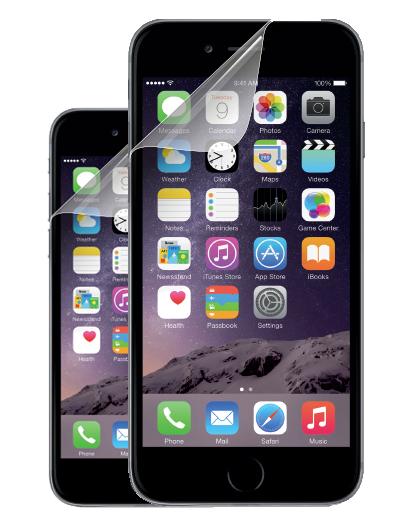 Lámina protectora antireflejo para iPhone 6 Plus PDO
