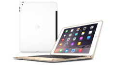 Incipio ClamCase Pro Gold Aluminum para iPad Air 2