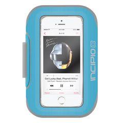 Brazalete deportivo para iPhone 5/5s Incipio Azul