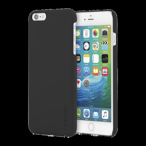 Funda dura para iPhone 6 Plus Incipio Negra