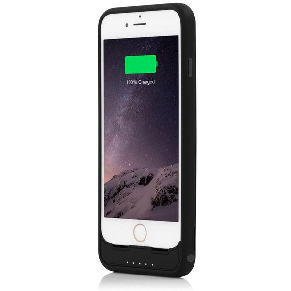 Funda con batería para iPhone 6 Incipio Negra
