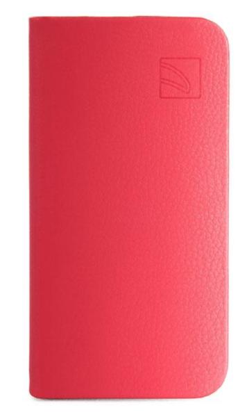 Funda folio para iPhone 6 Libro Tucano Rojo