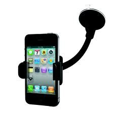 Soporte parabrisa para iPhone e iPod Touch