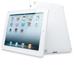 Funda Protectora Back Cover para iPad Kensington Blanca