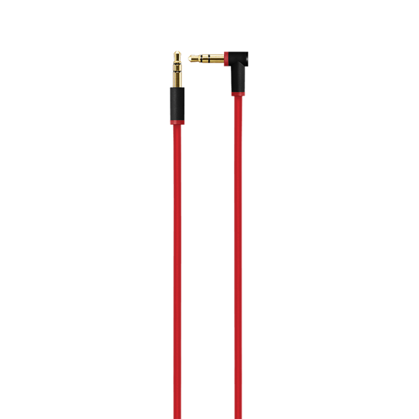 Cable audio Beats Red
