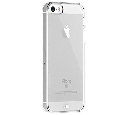 Funda dura para iPhone 5/5s/SE JustMobile Transparente