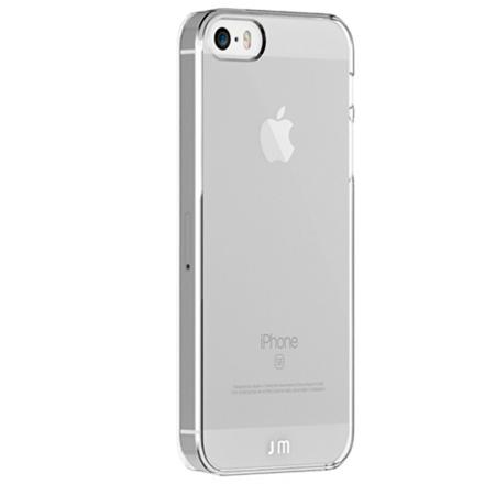 Funda dura para iPhone 5/5s/SE JustMobile Transparente/Mate